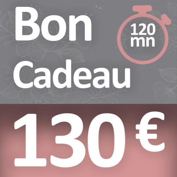 120 minutes pour 130 €