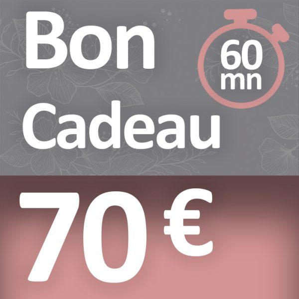 60 minutes pour 70 €