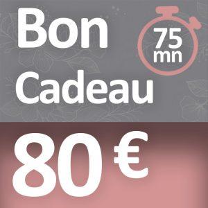 75 minutes pour 80 €